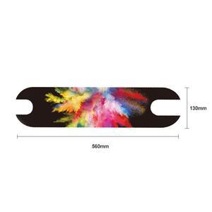 Image 5 - 새로운 페달 매트 매트 스티커 방수 들어 갔어 개인 사포 스쿠터 스티커 xiaomi m365 전기 스쿠터 스티커