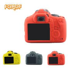 Alta qualidade saco da câmera slr para canon eos 1300dlightweight saco da câmera capa para canon eos 1300d