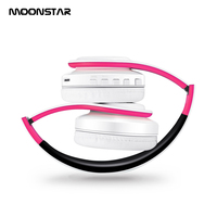 High Quality Sans Fil Sport Earphone Wireless Foldable Headset Portable Bluetooth Headset Casque Bluetooth 4 0