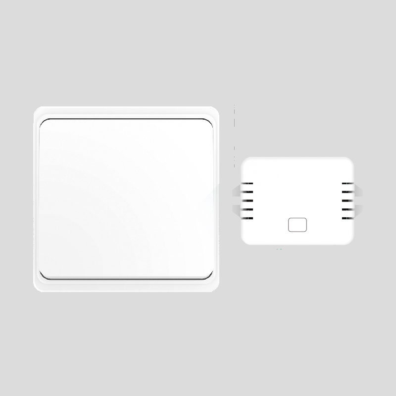 Augia new wireless switch remote control switch wall light switch free shipping push button switch new one button control box switch abs weatherproof push button switch mayitr automatic gate opener switches