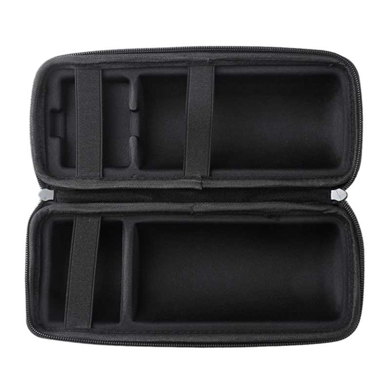 Travel Case For Bose Soundlink Revolve Case EVA Carry Protective Speaker Box Pouch Cover Extra Space For Plug & Cables