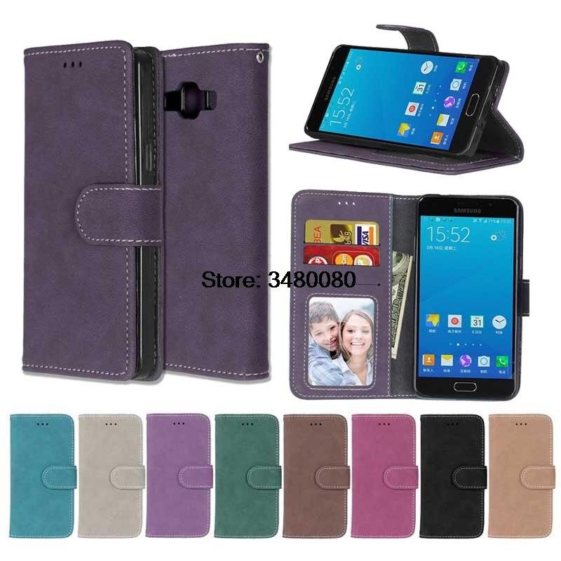 Phone Case for Samsung Galaxy A5 2015 A 5 500 A500 A500FU Cover Flip Leather Coque SM-A500FU SM-A500K SM-A500L SM-A500M SM-A500H