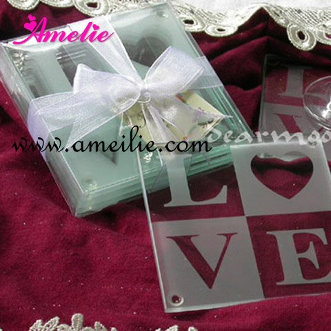 Buy Wedding Coaster Favors And Get Free Shipping On AliExpress