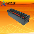 Fast shipping wavecom modem Q2403 sms Modem pool 16 ports gsm gprs modem