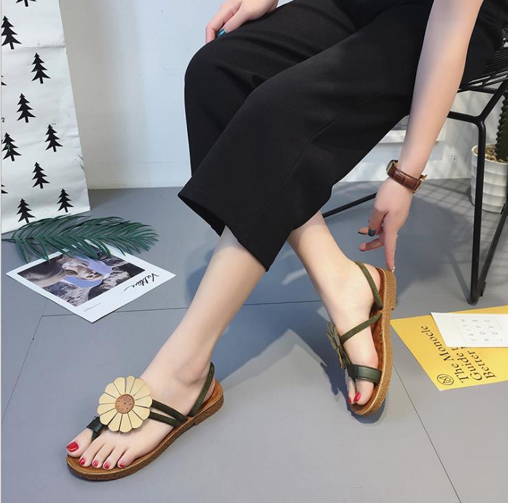 Las Salvajes Zapatos 2018 Sandalias Playa Juego Amarillo Mujeres N8w0nm