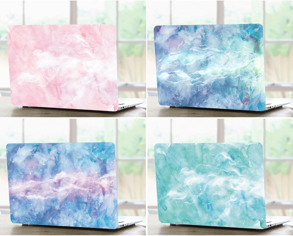 Marble Laptop Hard Shell Case Keyboard Cover Skin Set For 11 13 15 font b Apple