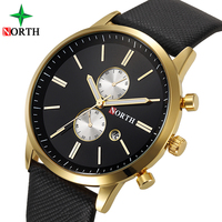 Famous Brand Business Watch Men Fashion Wristwatch Luxury Brand Quartz Watch Leather Whatch Men Waches Casual