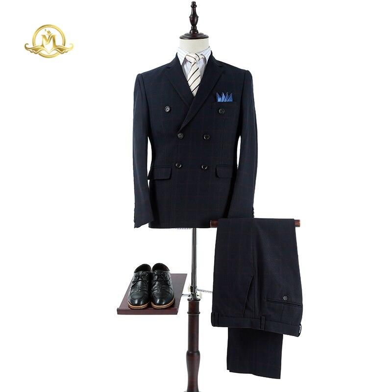 Wrwcm personnalisé hommes costume formel Double boutonnage de haute qualité personnalisé soutien personnalisé entreprise personnalisation sur mesure