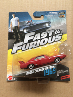 New Arrival Hot Wheels 1 55 Fast And Furious Dodge Charger Daytona Diecast Car Models Collection