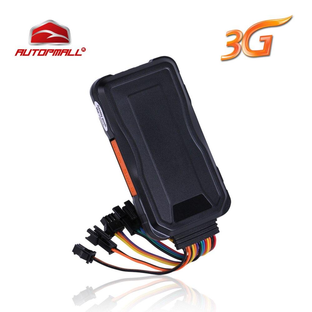 3G GPS трекер устройства слежения Concox GT06E отрезать нефть GPS Locator Голос монитор Водонепроницаемый пробег вибрации сигнализации веб- приложение