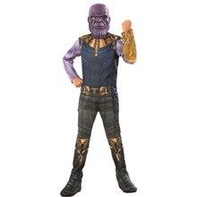 Thanos Gloves Mask Costume Cosplay Infinity Gauntlet Avengers Infinity War Superhero Avengers Thanos PVC Glove Halloween Costume