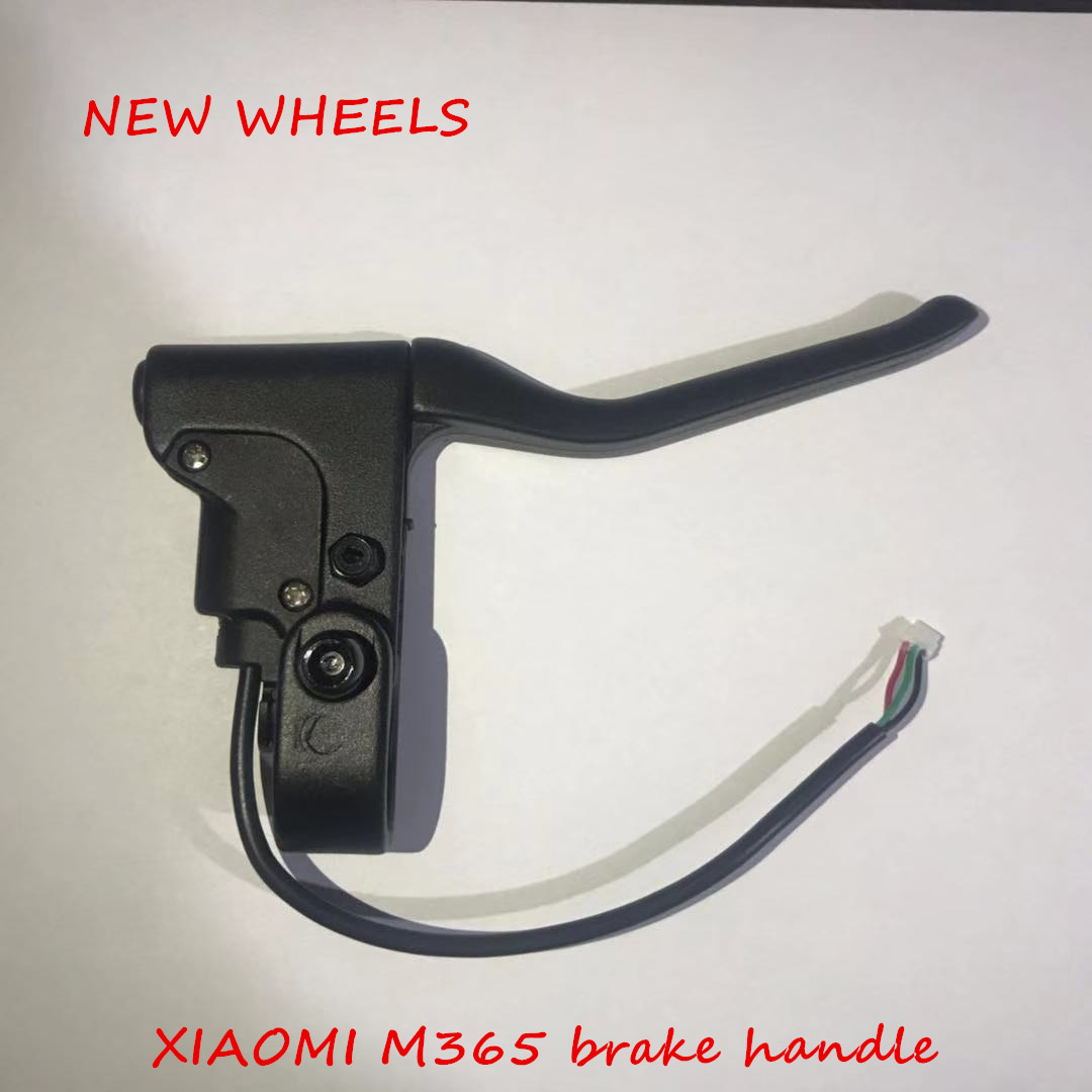 Roller Skates, Skateboards & Scooters Non-original Brake Handle Assembly For Xiaomi M365 Electric Scooter Parts Repair Parts Xiaomi M365 Circuit Board Moderate Price