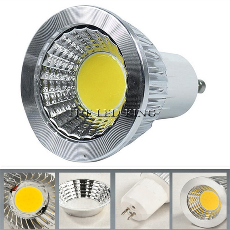 Led Bulbs & Tubes Humor Super Bright E27 Led Bulb 7w 10w 15w Led Lamp Light Gu10 Cob Dimmable Gu 10 Led Spotlight Warm/cold White Free Shipping Reasonable Price