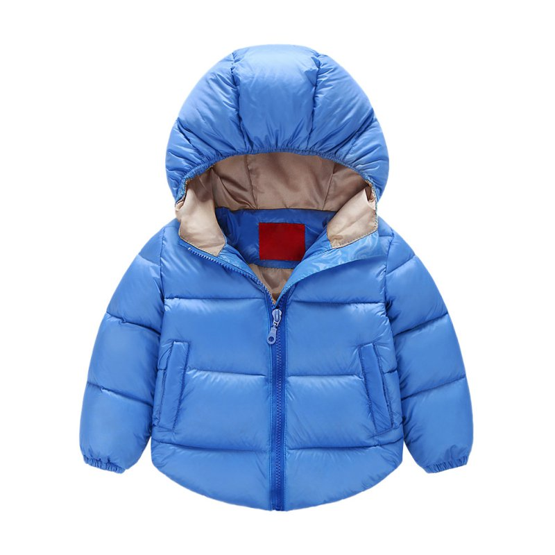 Kids Boy's Jackets Outerwear Clothes Winter Newborn Baby Snowsuit Cotton Children's Coats Warm Overall Parkas