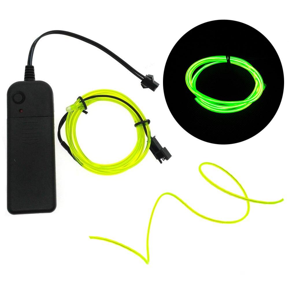 3 mt Neon Licht Dance Party Decor Licht Neon led lampe Flexible EL ...