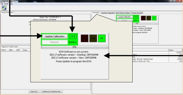 Navkal 2018 offline version + file for DELETE DPF MAXXFORCE 13 EPA  10+Instructions+Flash+restore factory setting ECM +keygen