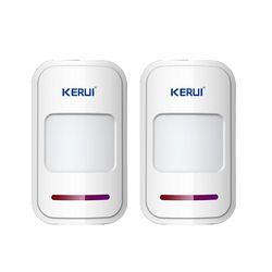 2pc lot kerui 433mhz wireless intelligent pir motion sensor detector for gsm pstn home alarm system.jpg 250x250