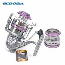 ECOODA Royal Sea Spinning font b Fishing b font font b Reel b font Metal Body