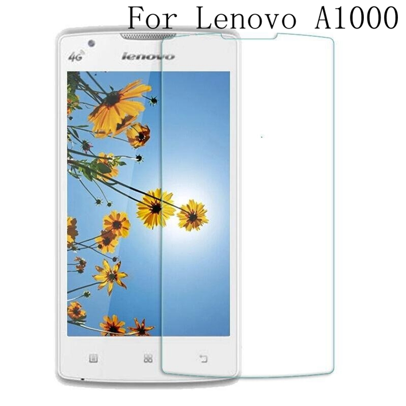 0.26mm 9H Explosion-proof Premium HD Tempered Glass For Lenovo A1000 A 1000 A2800 4.0Inch Screen Film Case Protector Protective