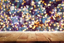 Laeacco Photography Backgrounds Light Bokeh Glitter Wooden Board Scene Baby Children Photographic Backdrops For Photo Studio стоимость