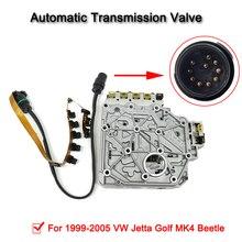 Корпус клапана автоматической коробки передач для 99-05 VW Jetta Golf MK4 Beetle 01M325283A
