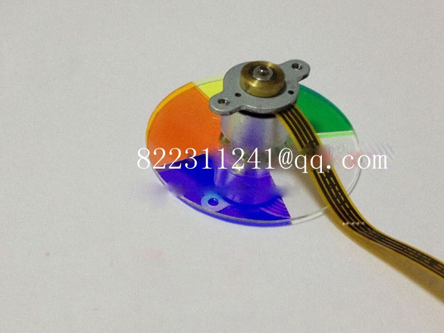 NEW original Projector Color Wheel for Viewsonic PJD6240 color Wheel