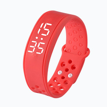 Symrun 3D Шагомер фитнес-трекер Мода 2016 года SmartBand W6 тонкий умный браслет Спорт дисплей наручные часы