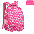 High Quality Large School Bags for  Girls Children Backpacks Primary Students Backpacks Waterproof Schoolbag Kids Book Bag