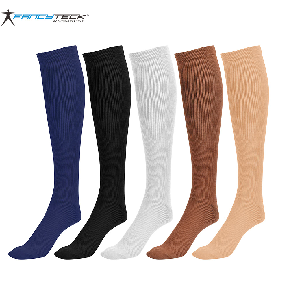 Ladies tights preventing varicose veins with plain weave, gradual compression, improving blood circulation, provide sense of comfort and elegance. Compres See all results.