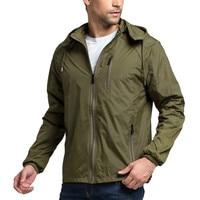 Men Sportswear Jacket Casual Keep Warm Hoodies Waterproof Splicing Pullover Long Sleeve Hooded Male Jumper Tops Blouse Coat #