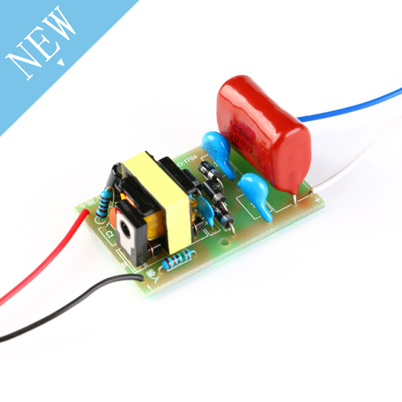 DC 3.7V To 1800V Booster Step Up Module Arc Pulse DC Motor With High Voltage Capacitors