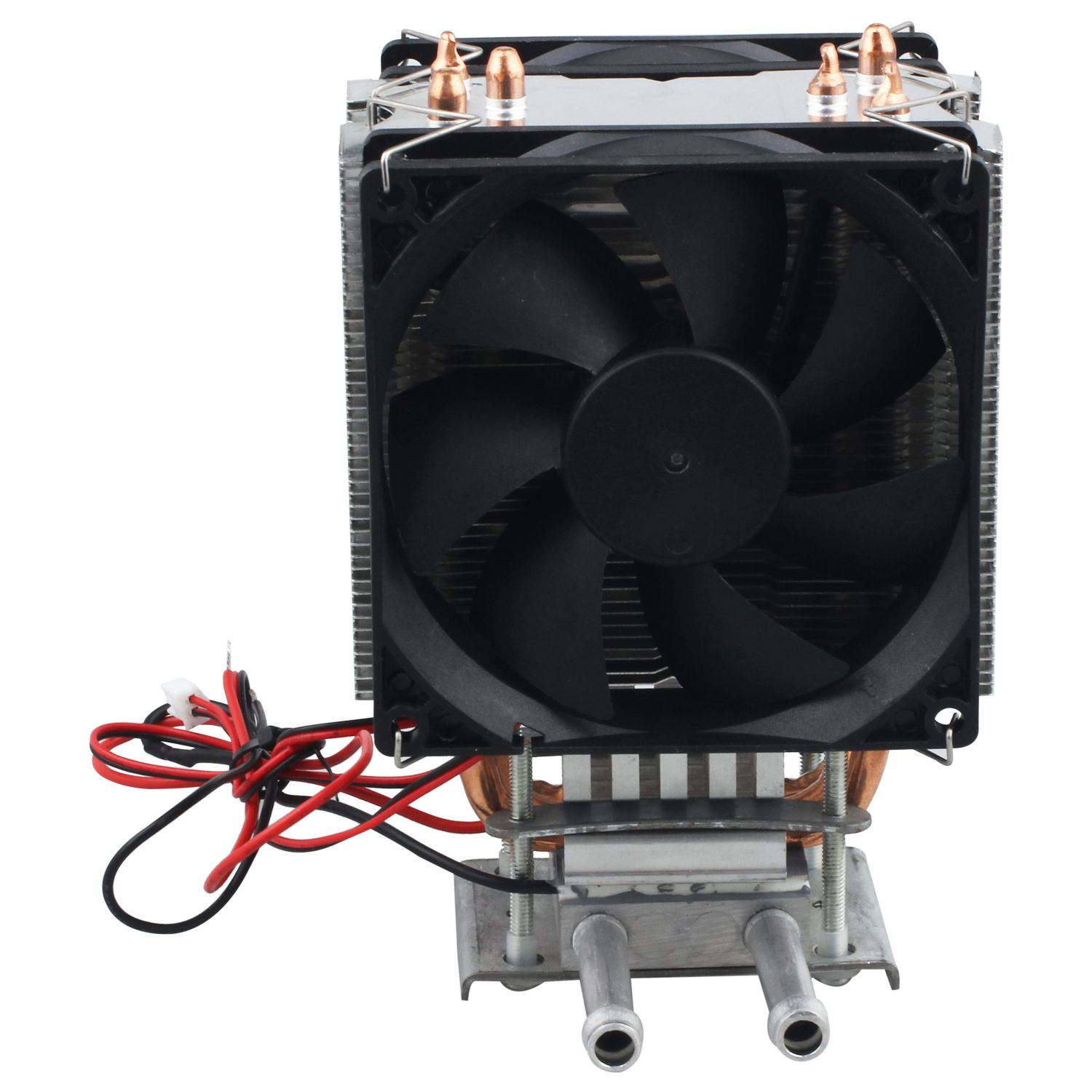 hot-Thermoelectric Peltier Refrigeration DIY Water Cooling System Cooler Device 12V 1 pcs thermoelectric cooler refrigeration diy kits semiconductor refrigeration water chiller cooling system device 120w 180w
