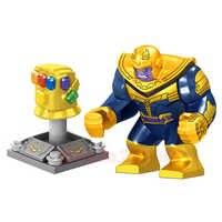 Legoing Star Wars Super Heroes Avengers Marvel Batman Figures Hulk Toys For Children Doll Model Toys & Hobbies Friends
