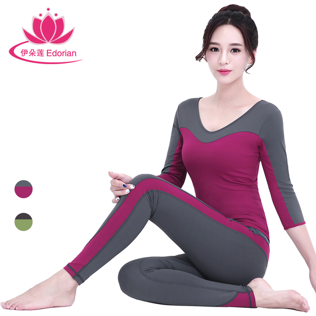 New style Yoga Suit Thick Yoga Suit Quick-dry Female Gym Tight  Garment Pants  Yoga Clothing