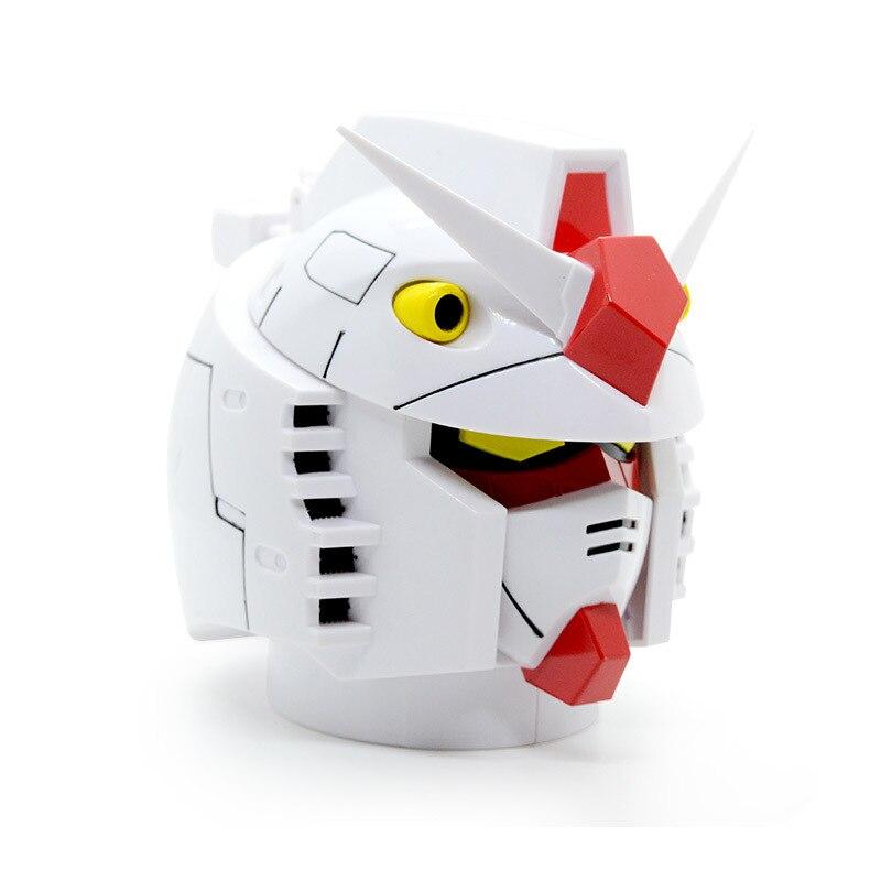 Transformateurs stéréo créatifs 5 bourdon Optimus Prime jusqu'à acier inoxydable tasse à eau bière tasse à café Gundam cadeau d'anniversaire