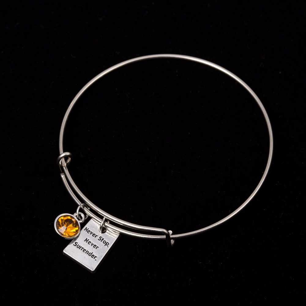 hot i with sterling back women in bracelets pulseiras silver message inspirational from you for new item and love to cuff bracelet moon the bangles