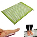 New Health Care Pain Relief Acupuncture Body Massage Shakti Pilates Spike Yoga Nails Mat for Fitness Massage Relaxation