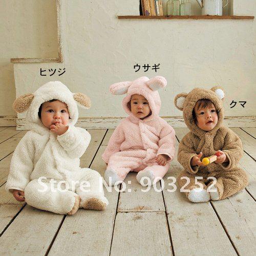 Комплекты одежды для девочек с изображением животных; Комбинезоны для младенцев; Детское пальто; костюм для малышей; одежда для малышей; сезон зима