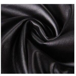 Image 5 - FSDKFAA Women Leggings Black High Waist Faux Leather Leggings High Elastic Stretch Material Skinny Pants  Plus Size XL XXXXXL