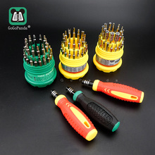 31 in 1 Precision Handle Screwdriver set Mobile Phone Repair Kit Tools 7001