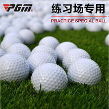 PGM Brand New for practice golf training Golf Balls(10pcs/lot) golf bolas Two Piece Ball Free Shipping