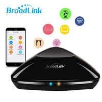 Broadlink RM プロ + ユニバーサルインテリジェントコントローラ、無線 LAN + IR + RF ワイヤレススマートためのスマートホーム