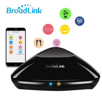 Original Broadlink RM2 RM Universal Remote Controller WIFI IR RF Switch Via IOS Android