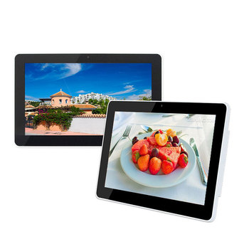 Industrial dual screen pos machine 15.6 inch pc desktop all in one with CE FCC certificates