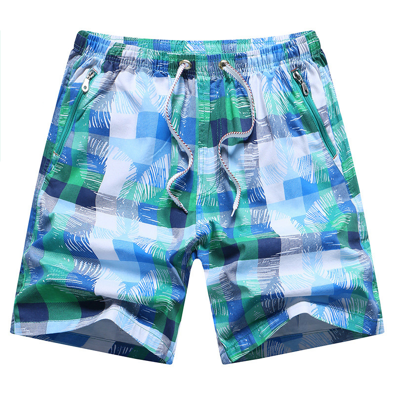 Plus Size Cotton Shorts Casual Mens Shorts Beach Shorts Summer Male Cotton Spandex Short ...