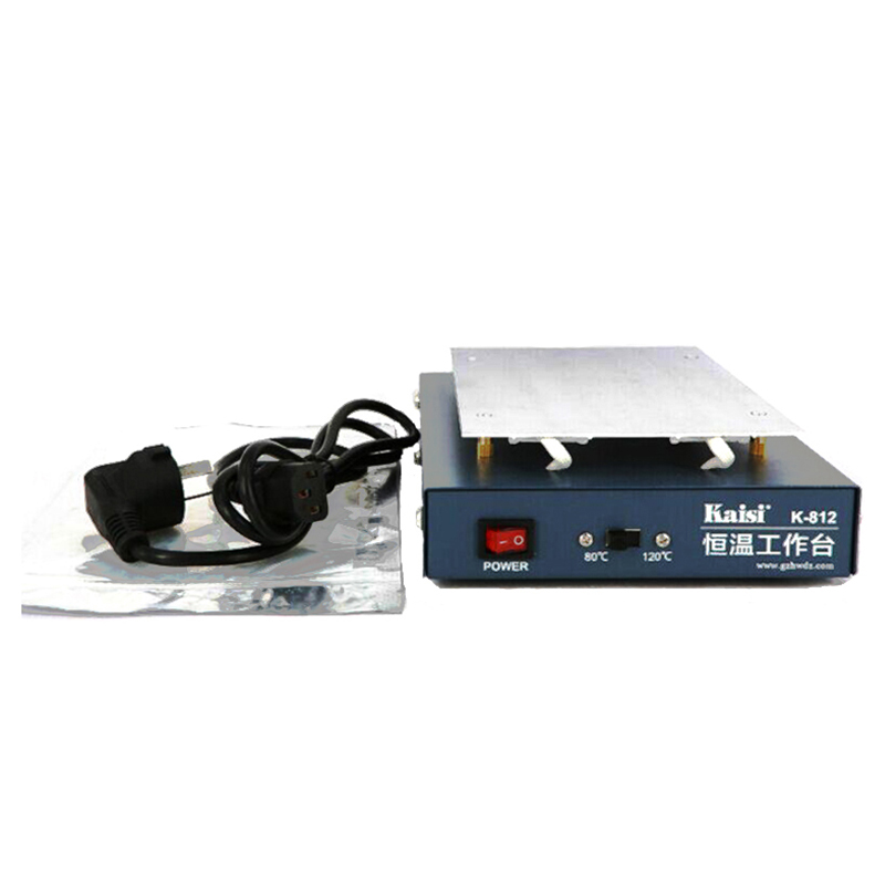 Thermostat Heating Plate LCD LCD Screen Open Separator Desoldering Station For IPhone Samsung Phone Repair