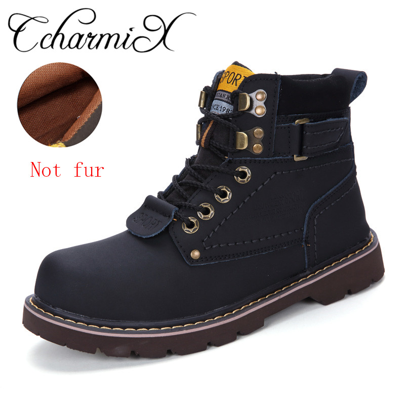 warm casual boots