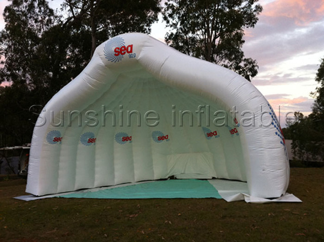 Customized special design inflatable blow up tentwhite inflatable tentgiant inflatable tent for & Customized special design inflatable blow up tentwhite inflatable ...