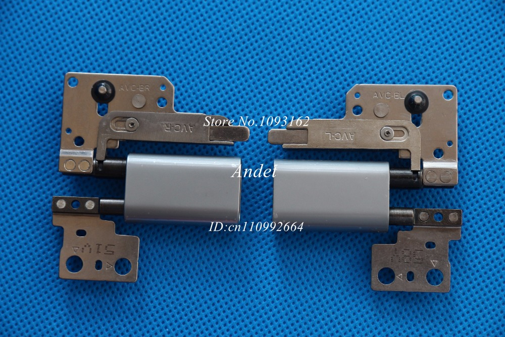 New Original for Lenovo ThinkPad Yoga 14 LCD Hinges Left and Right Axis Shaft 00HN636 00HN617 10pcs lot reset switch left and right shaft length 15mm 20mm