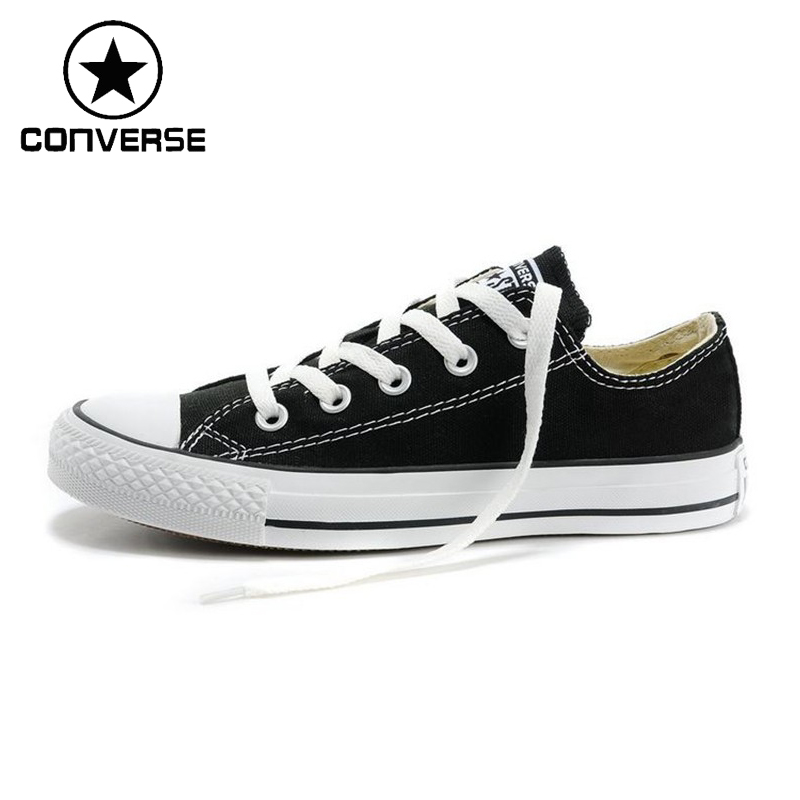 Original New Arrival 2018 Converse Unisex Classic Canvas Low Top Skateboarding Shoes Sneakser original new arrival converse classic kids skateboarding shoes low top canvas shoes sneakser